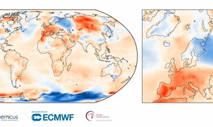 June 2017 2nd hottest on record: ECMWF Copernicus Climate Change Service