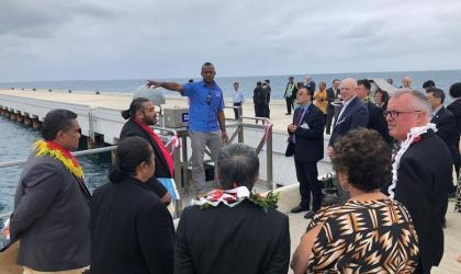 Regional Association for Asia Pacific focuses on resilience. Photo Pacific Community