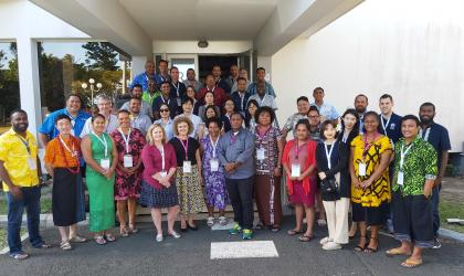 Pacific Islands climate forum issues seasonal outlook
