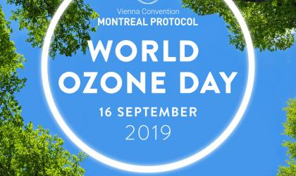 World Ozone Day 2019