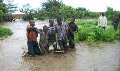 Floods in Uganda May 2020