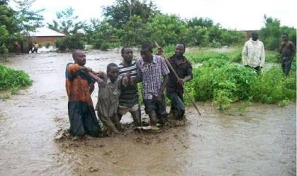 Floods in Uganda May 2020