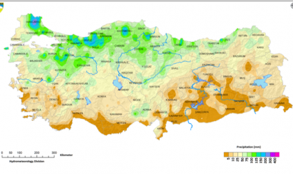 June 2020 Precipitation Assessment for Turkey