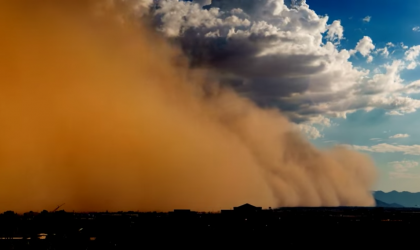 Protecting people from sand and dust storms