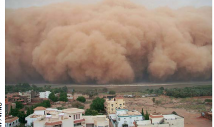 WMO Bulletin on airborne dust