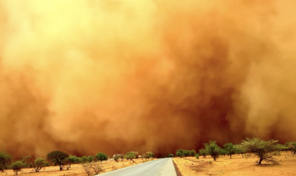 International conference on sand and dust storms