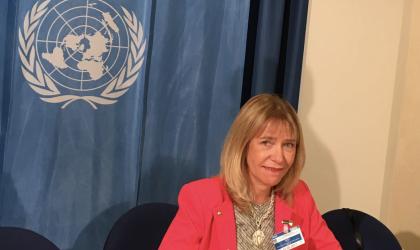 Celeste Saulo WMO Vice-President 2018