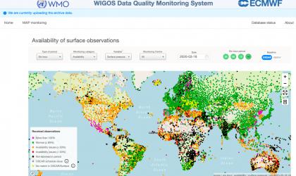 WIGOS Data Quality Monitoring System
