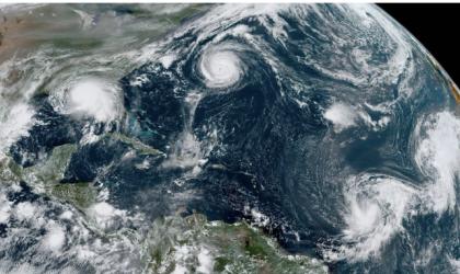 Active hurricane season