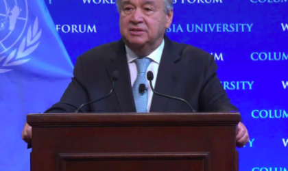 UN Secretary-General State of the Planet speech 2.12.2020