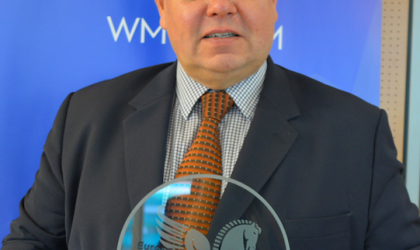 Readers Digest European of the Year Award