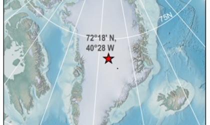 Arctic Basemap courtesy NOAA