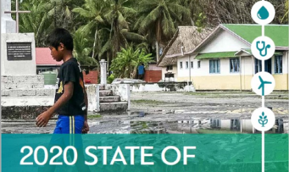 State of Climate Services 2020 Report