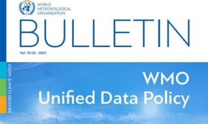 WMO Bulletin dedicated to Internaitonal data exchange
