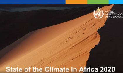 State of the Climate in Africa 2020