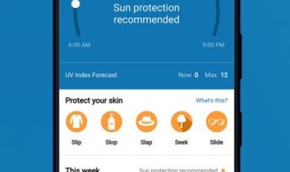 Sun-Smart UV App