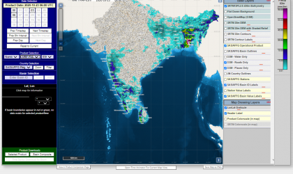 South Asia Flash Flood Guidance System launched