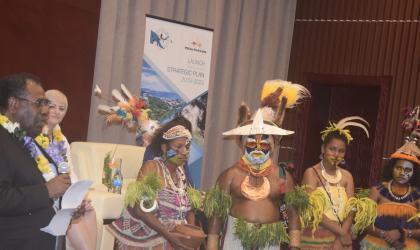 Papua New Guinea weather department new strategic plan