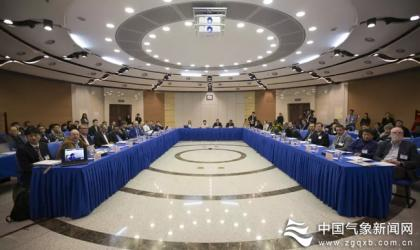 World Meteorological Centres workshop in Beijing, March 2019