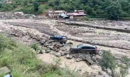 Weather warning saved 1,144 villagers in Muli, Sichuan
