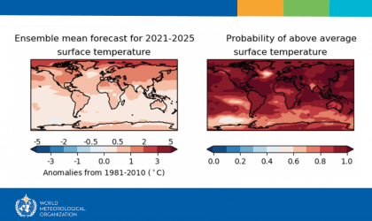Global Annual to Decadal Climate Update