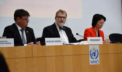 WMO Executive Council responds to rising demand for high-quality weather services