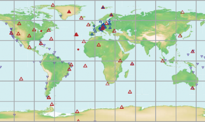 WMO/GAW launches first issue of Reactive Gases Bulletin