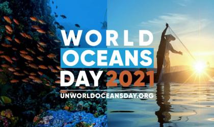 World Oceans Day
