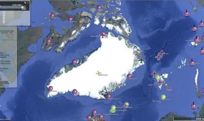 Polar Observing System map 02-18