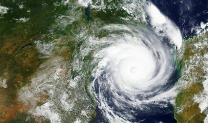 Tropical Cyclone Idai, March 2019, Mozambique Channel