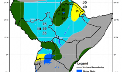 Greater Horn of Africa climate outlook June-Sept 2017