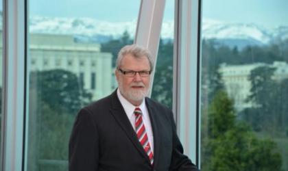 WMO former President David Grimes