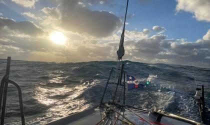 Vendee Globe race supports ocean science