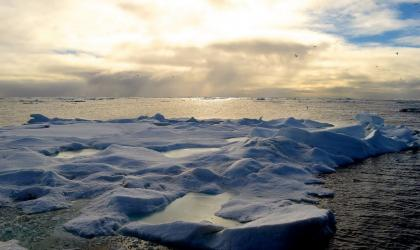 Photo Kimberly Kenny. Sikuliaq 2017: The Dynamic Arctic