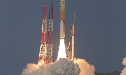 JMA launches Himawari-9 satellite