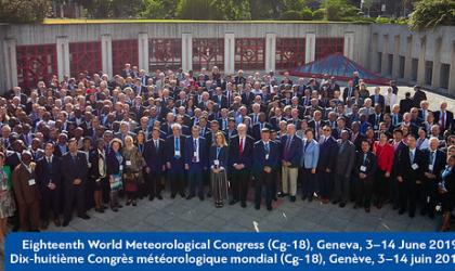 World Meteorological Congress approves reforms