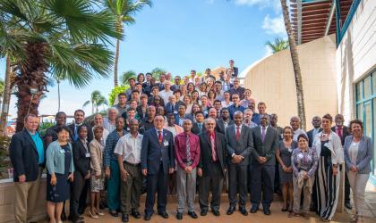 WMO/CIMH symposium, Barbados 2017