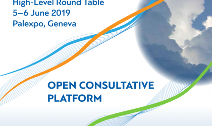 Open Consultative Platform: High-Level Round Table