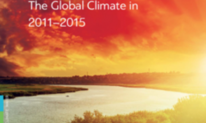 The Global Climate in 2011–2015