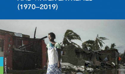 WMO Atlas of Mortality and Economic Losses from Weather, Climate and Water