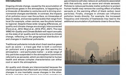 WMO Air Quality Bulletin 1-2021