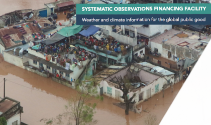 The Systematic Observations Financing Facility: How will it work?