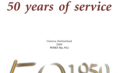 WMO 50 Years of Service