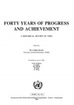40 Years of Progress and Achievement