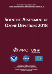 Scientific Assessment of Ozone Depletion: 2018