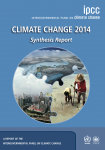 Climate Change 2014: Synthesis report