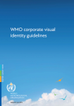 WMO Corporate Visual Identity Guidelines