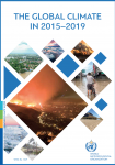 The Global Climate in 2015-2019