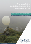 The gaps in the Global Basic Observing Network (GBON)